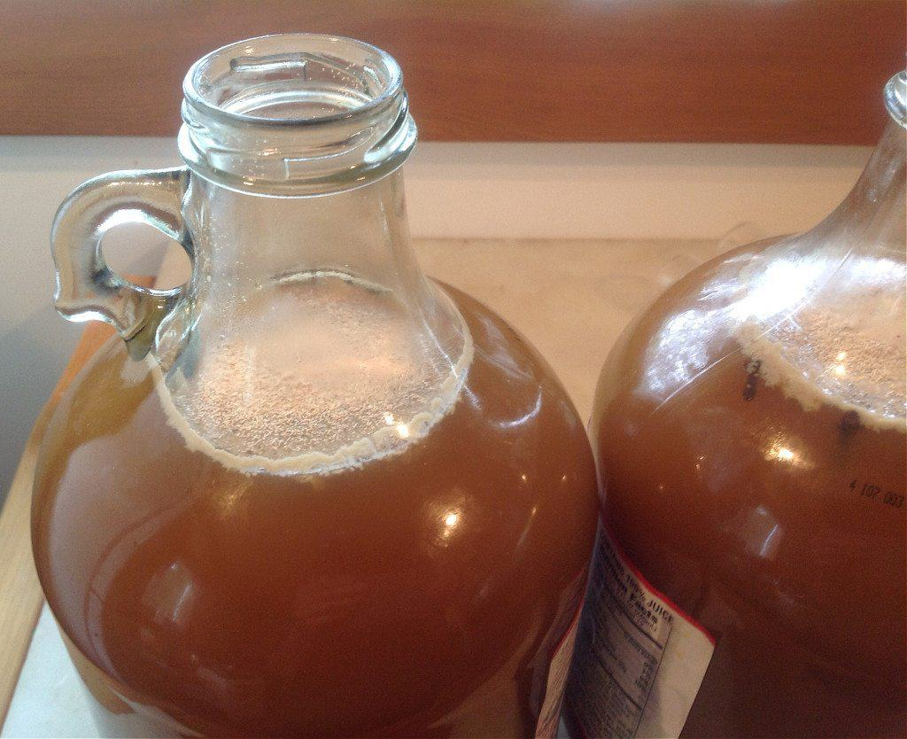 how to brew hard cider