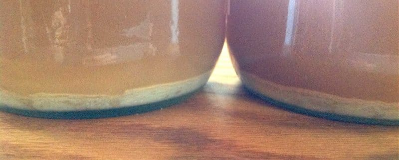 cider sediment