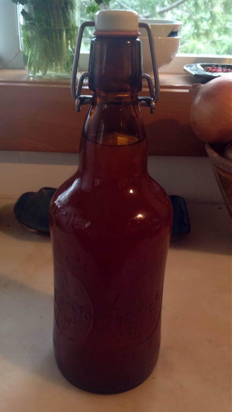 homebrew hard cider