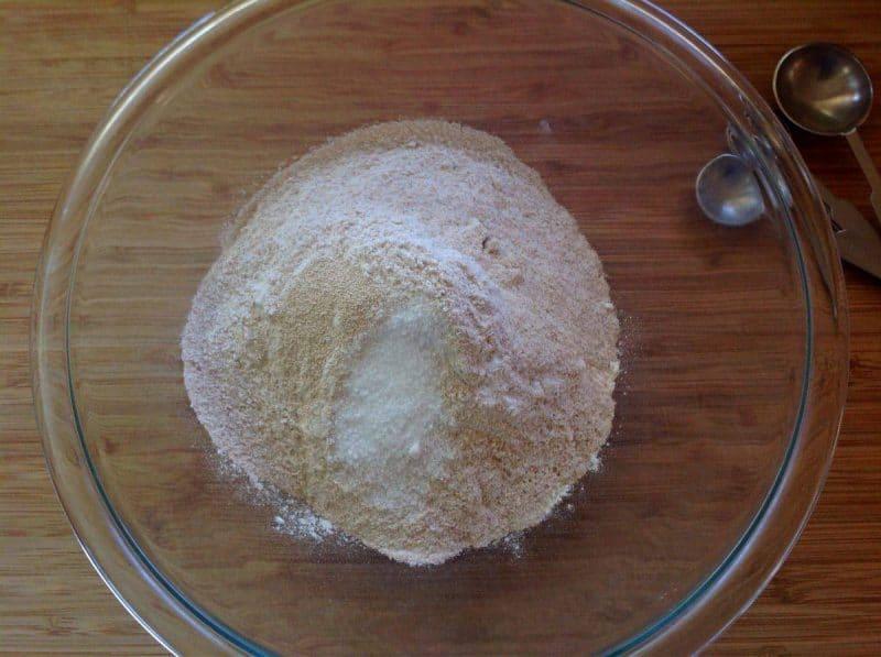 how to make sourdough naan