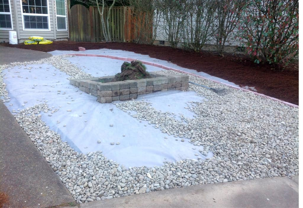 ditch your lawn