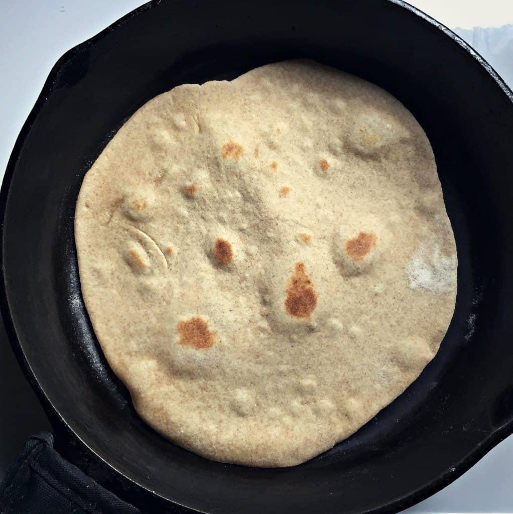 sourdough tortillas