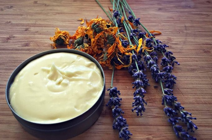 How to Make Calendula Cream