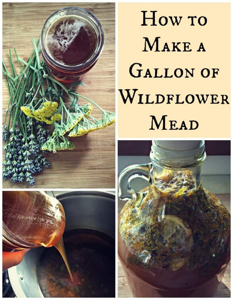 wildflower mead