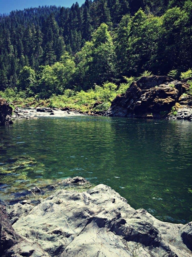 illinois swimming hole