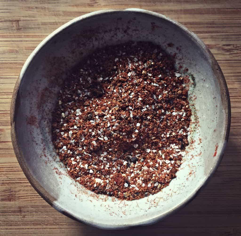 pork shoulder spice blend