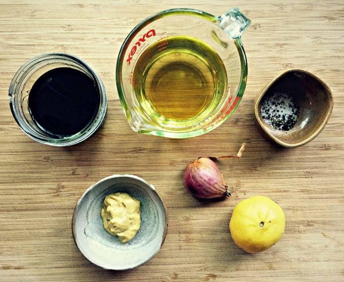 balsamic dressing ingredients