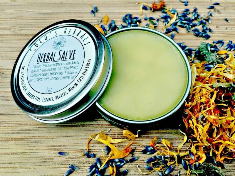 coco's herbal salve