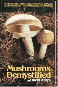 Mushrooms Demystified by David Arora