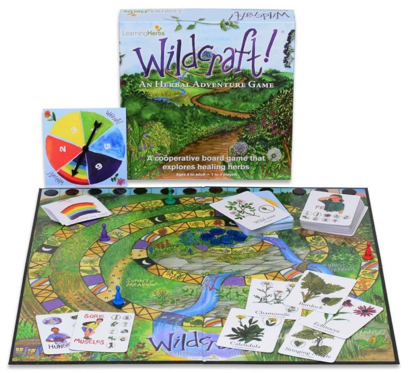 Wildcraft Game
