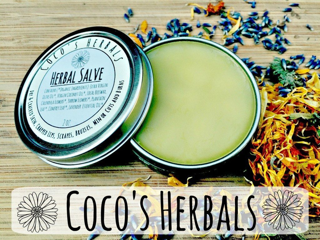 coco's herbals design