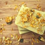 How to Make Soap For Beginners + Calendula Soap Recipe