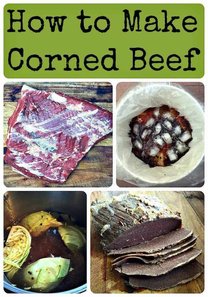 How to make corned beef nitrate free for What to do with salt beef