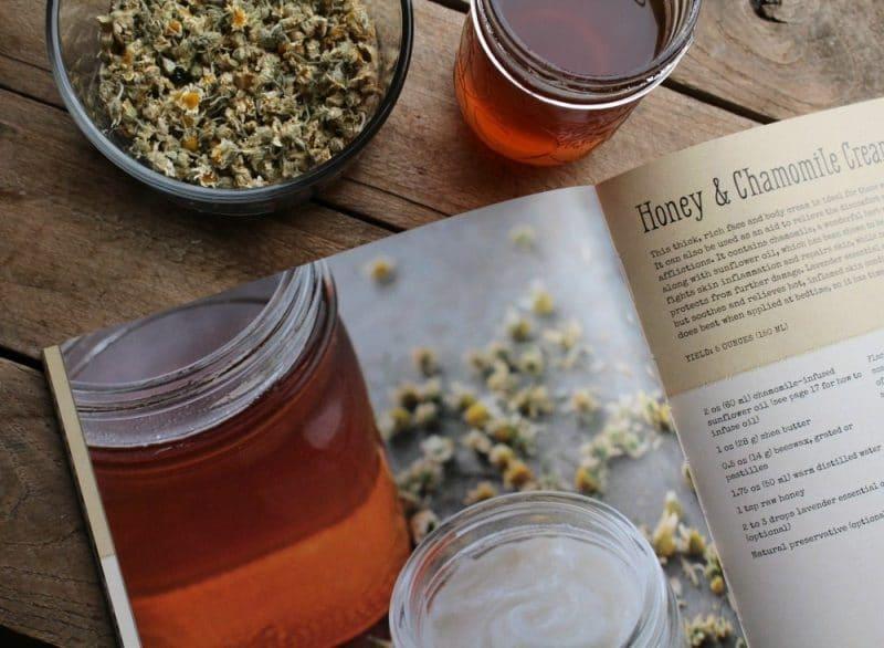 Inside View - Honey & Chamomile Cream