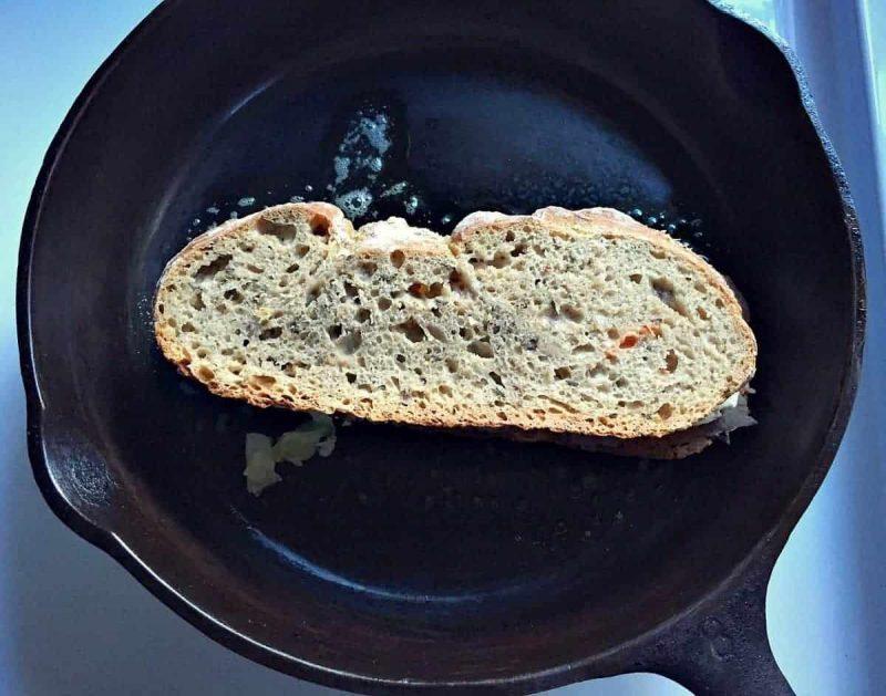 cook reuben sandwich