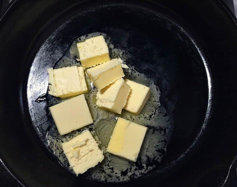 blueberry melt butter