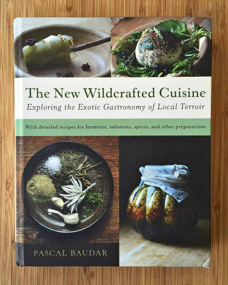 the new wildcrafted cuisine book