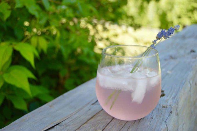 lavender rose cocktail