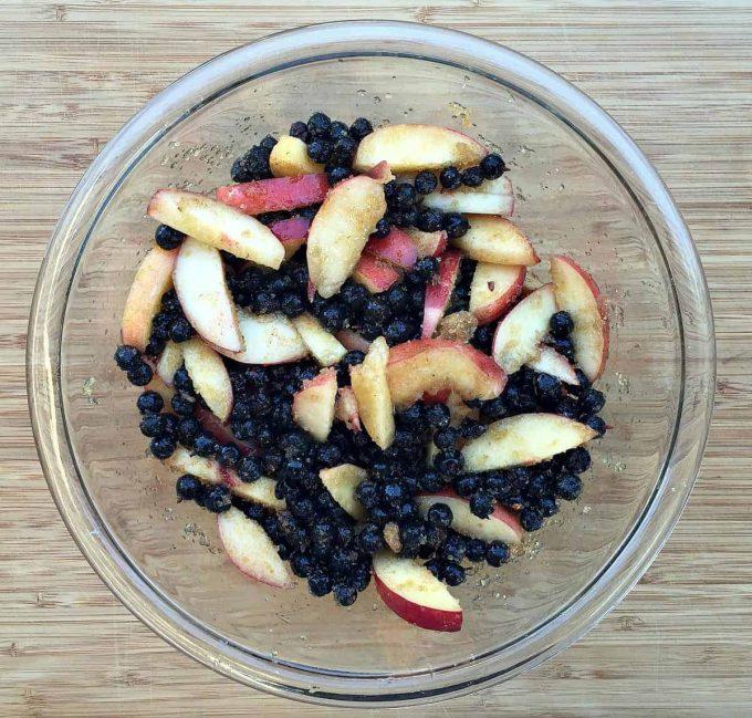 macerate fruit