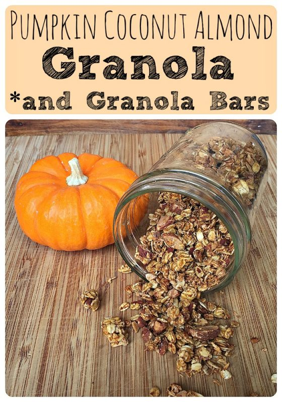 pumpkin-coconut-almond-granola-and-granola-bars
