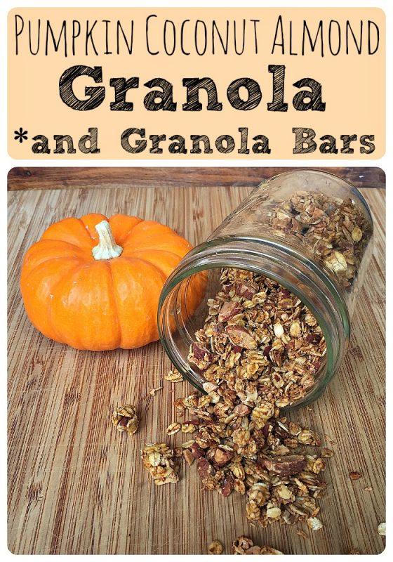 pumpkin-coconut-almond-granola-and-granola-bars