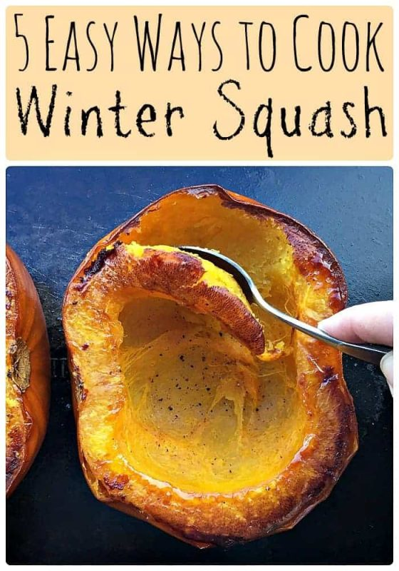 5-easy-ways-to-cook-winter-squash
