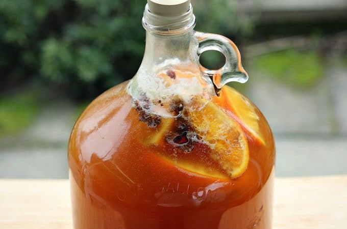 Maple Mead with Orange and Spices (Acerglyn)