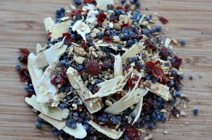 Immune Boosting Herbal Tea Blend
