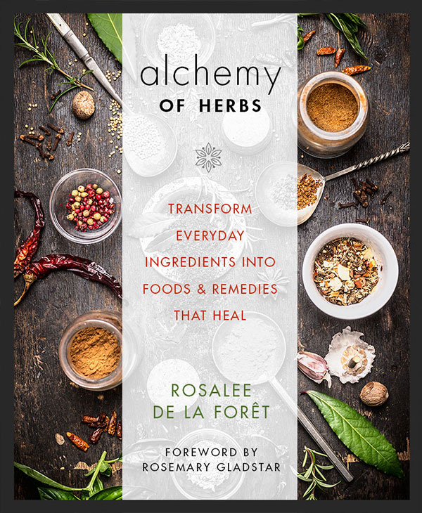 Alchemy of Herbs book