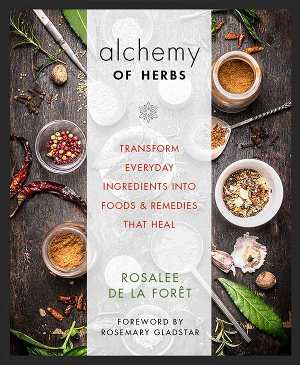 Alchemy of Herbs book