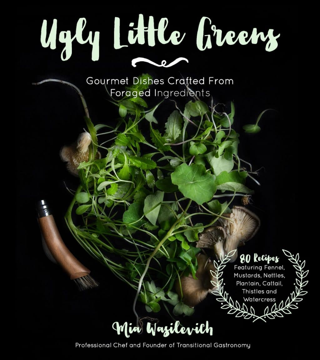Ugly Little Greens book cover