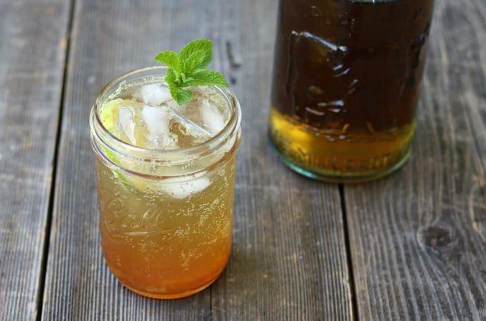Stinging Nettle-Ade Recipe