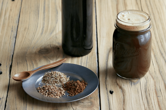 Fermented Root Beer: Homemade Soda Made With A Ginger Bug