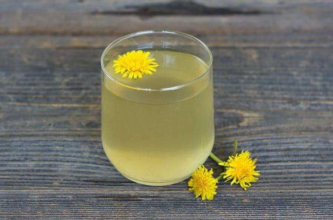 Dandelion Mead Recipe (Dandelion Wine Made With Honey)
