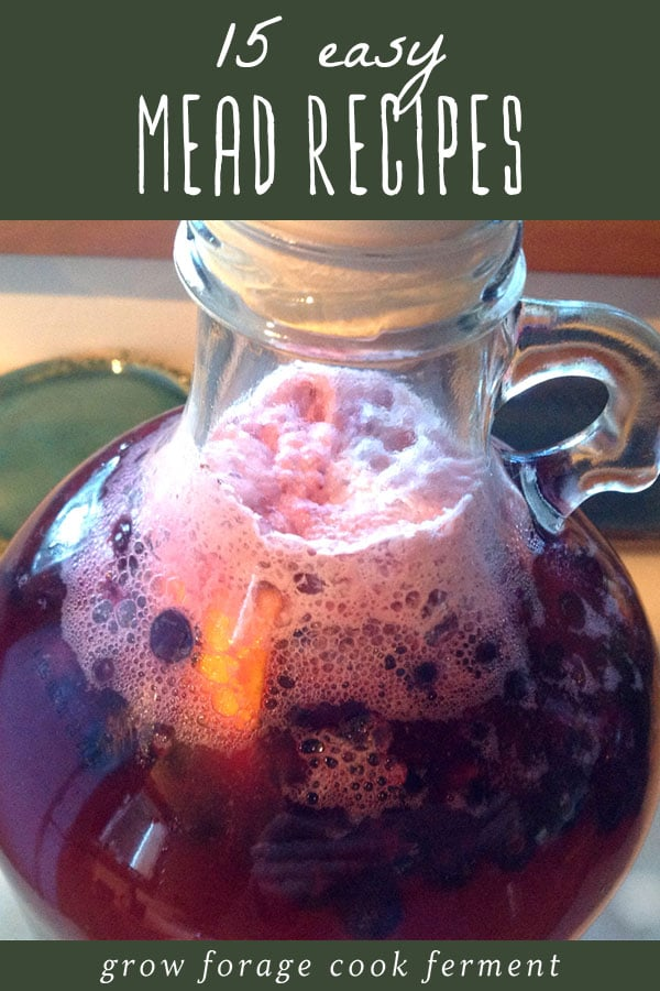 15 easy mead recipes