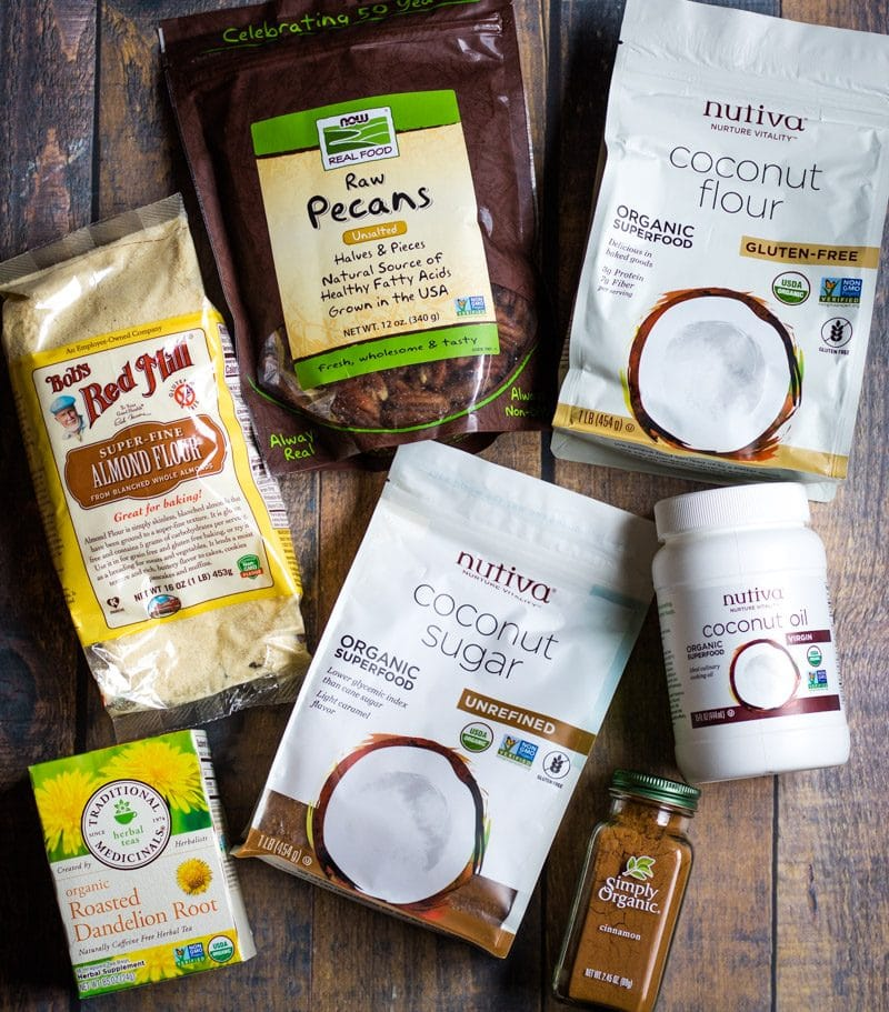 a selection of products from iHerb