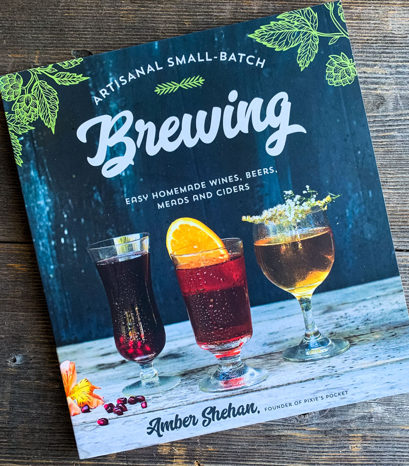 artisinal small batch brewing book