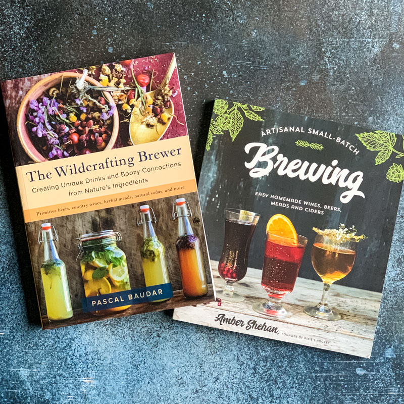 the wildcrafting brewer book