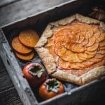 persimmon recipes galette