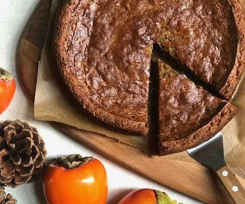 persimmon recipes pudding cake