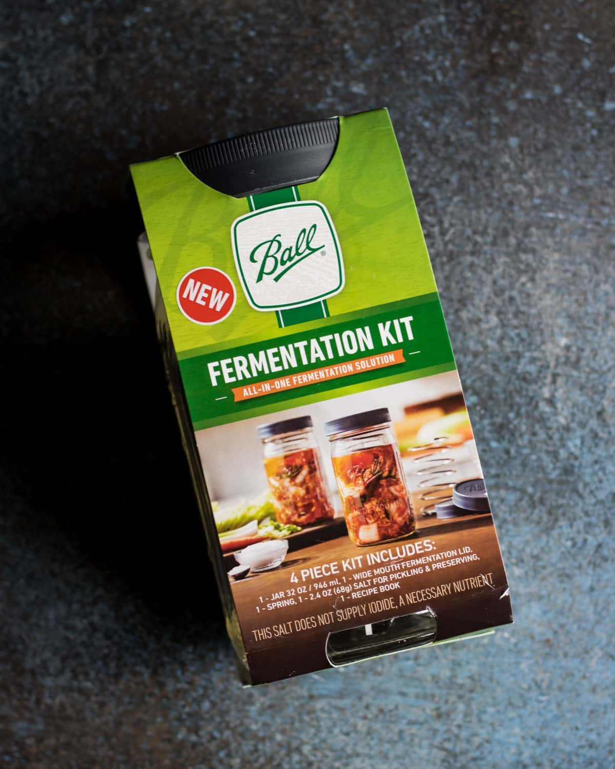 ball fermentation kit
