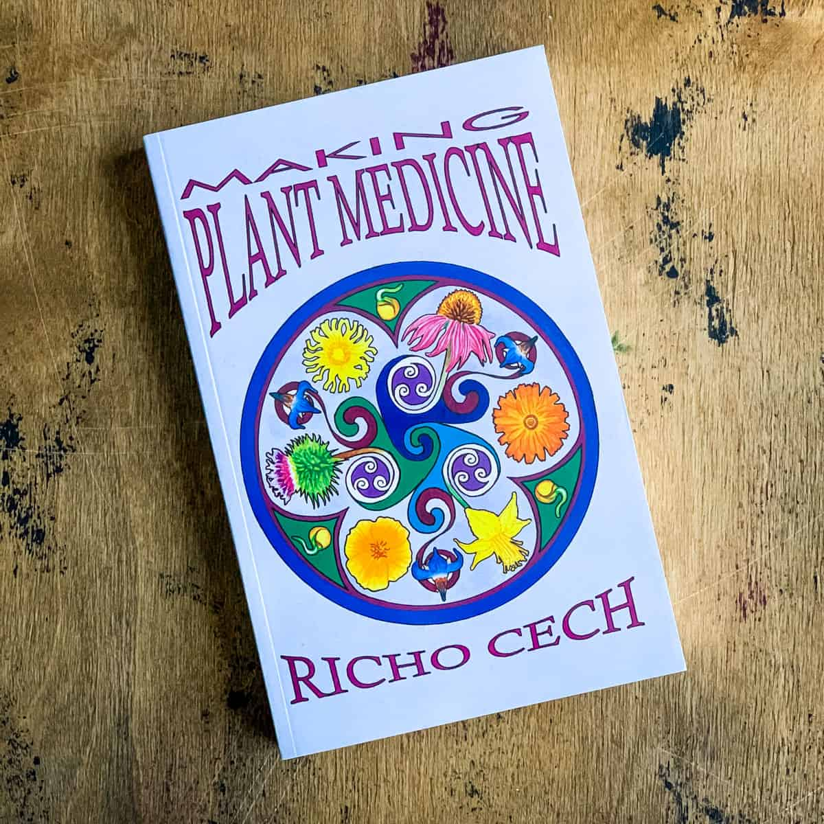 making plant medicine book