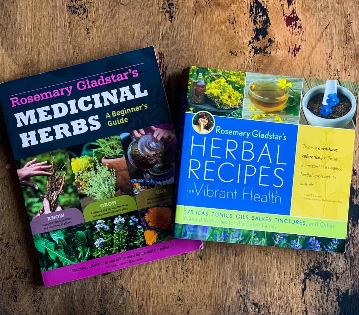 rosemary gladstar's medicinal herbs a beginners guide and herbal recipes for vibrant health